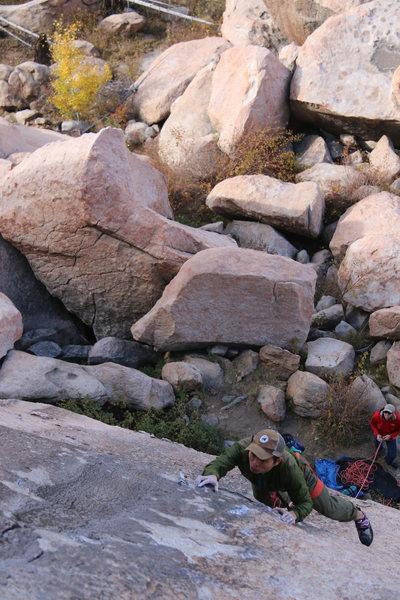 Rock Climbing Photo: Pulp Friction.