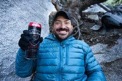 Rock Climbing Photo: Yosemite: where the beer flows like Cobra