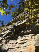 Rock Climbing Photo: I know of this to be variation 3, don't know if it...