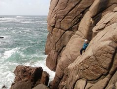 Rock Climbing Photo: Ireland, Donegal
