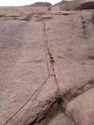 Rock Climbing Photo: No Bore a Bora