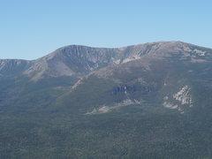 Rock Climbing Photo: Hamlin Peak, North Basin Cirque, and Little North ...