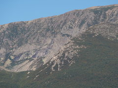 Rock Climbing Photo: North Basin from 90-120degree different angle, tak...
