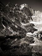 Rock Climbing Photo: Oct -2014, parties on Smear and Alexander's, 80deg...