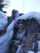 Rock Climbing Photo: Great conditions! Jan. 2015.