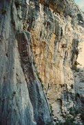 Rock Climbing Photo: Javier Fernandez on Guppie.