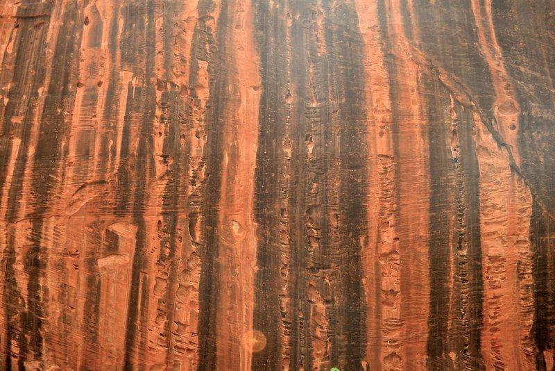 Rock Climbing Photo: Brian Spiegel on Namaste.