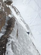 Rock Climbing Photo: It's not quite this steep. But pretty damn steep..