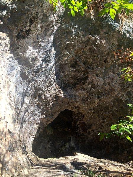 Rock Climbing Photo: Mammoth Cave