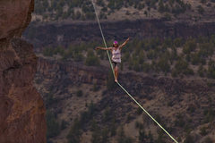 "Rock Climbing Photo: Ari Delashmutt on the ""monkey boy"" line."