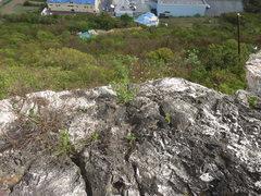 Rock Climbing Photo: Second view.