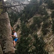 Boulder Canyon Sport Climbing