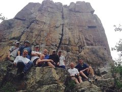 Rock Climbing Photo: Perry-Mansfield Boys Camp held a 50 year reunion l...