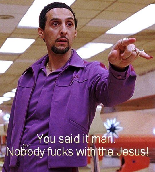 Nobody F's with Da Jesus!