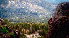 Rock Climbing Photo: Berkeley Camp  Echo Summit, CA
