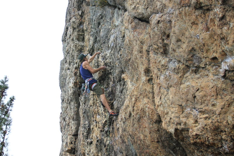 Rock Climbing Photo: Sport