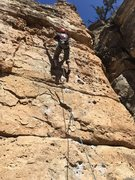 Rock Climbing Photo: Zump