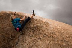 Rock Climbing Photo: Nick Burnett on The Chube. jakesteinphoto.com