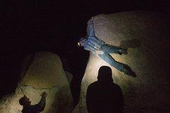 Rock Climbing Photo: Casey Van Gelderen spanking his ass after sticking...