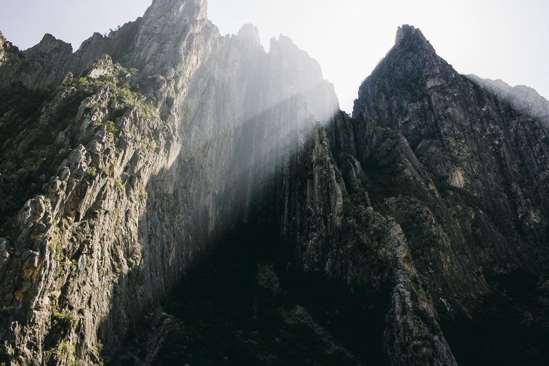 El Potrero Chico.<br> Andrew Adkins Photo.