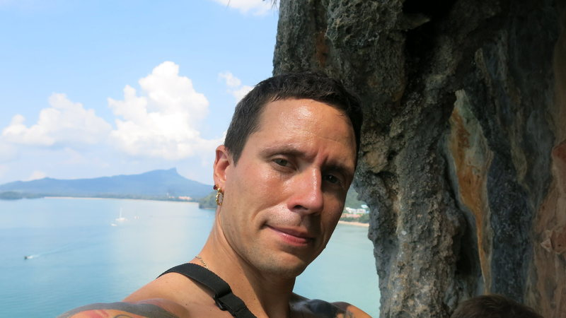 Rock Climbing Photo: Ao Nang Tower, Tonsai, Thailand