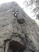 Rock Climbing Photo: First documented accent of The Kreutzer, October 2...