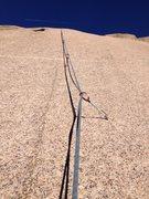 Rock Climbing Photo: Island Rhythm bolts.
