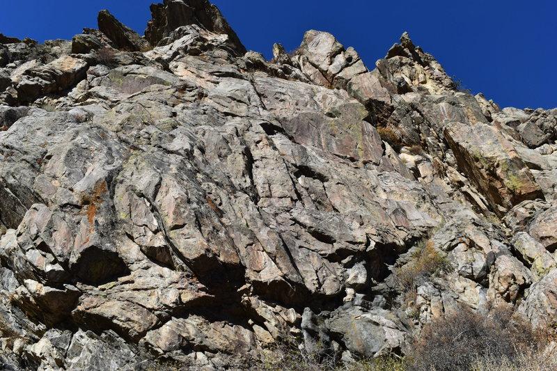 Rock Climbing Photo: LA3