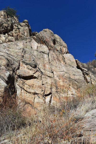 Rock Climbing Photo: LA4