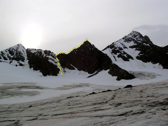 Rock Climbing Photo: South Tooth
