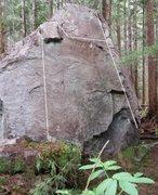 Rock Climbing Photo: 2. Ryan's Anal Bead's 3. Kuba's Vaginal Arete 4. P...