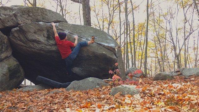Rock Climbing Photo: Slick 50