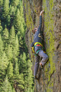 Rock Climbing Photo: Photo: Joe Deshler.