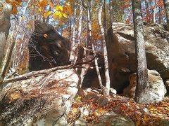 Rock Climbing Photo: Beautiful sight ;D