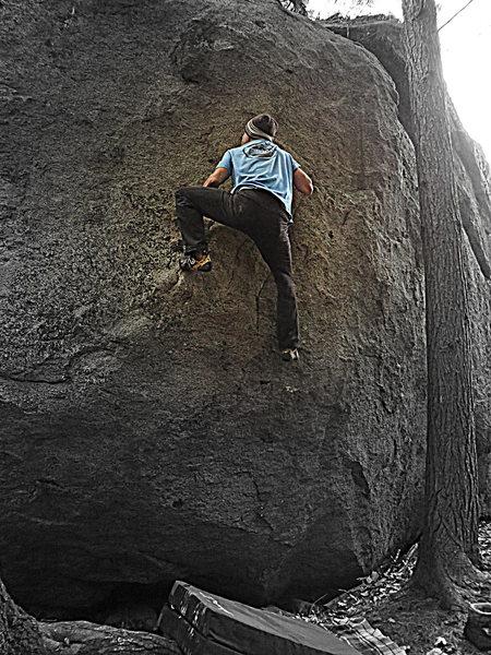 Rock Climbing Photo: Pawtuckaway State Park, NH