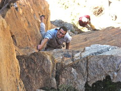 Rock Climbing Photo: Joe and Steve