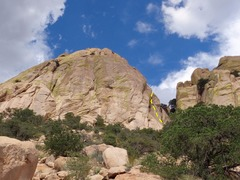 Rock Climbing Photo: This should help you find the route if youre unfam...