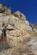 Rock Climbing Photo: right_bolts