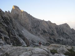 Rock Climbing Photo: camp in south fork