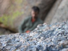 Rock Climbing Photo: voo rock