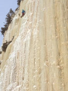 Rock Climbing Photo: Rivire du loup   they dont like you soloing there....