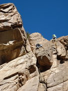 Rock Climbing Photo: .7 or there abouts?