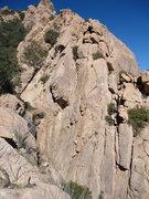 Rock Climbing Photo: the Cracks in the Park.JPG