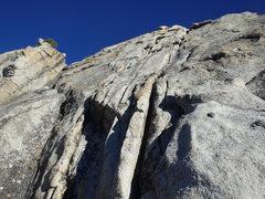 Rock Climbing Photo: Pitch 1 Jam Session