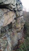 Rock Climbing Photo: Gorgeous Rocks face.