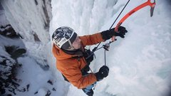 Rock Climbing Photo: Sean in Ouray using his 'tentacle' method without ...