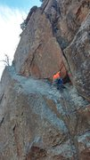 Rock Climbing Photo: Climbing Ker Plunk