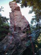 Rock Climbing Photo: 20, 川口塔峰/Trango Tower,...
