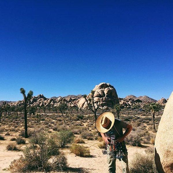 Rock Climbing Photo: josh 10/2015