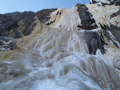 Rock Climbing Photo: Pilier Simon-Proulx, Sept-iles, Québec North Shor...